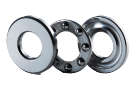 FM Series Thrust Ball Bearings with Raceway