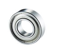 Flanged Open Metric Ball Bearings