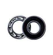Flanged Shielded Inch Ball Bearings